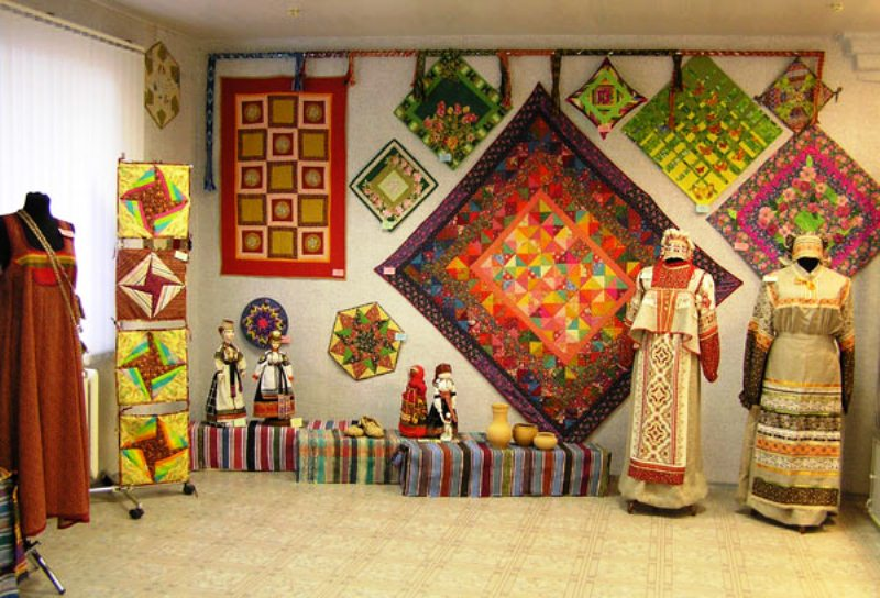 Выставка декоративно прикладного творчества